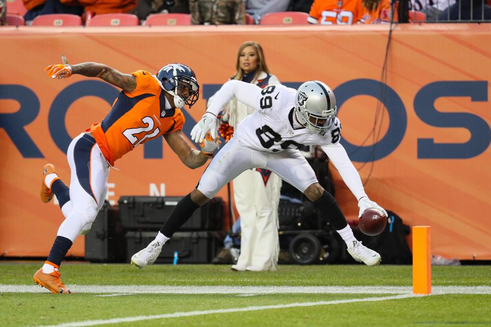 NFL: JAN 01 Raiders at Broncos